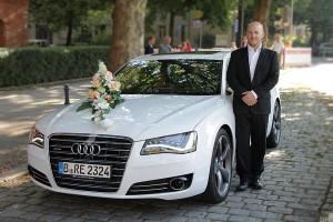 Hochzeitsauto Berlin günstig mieten