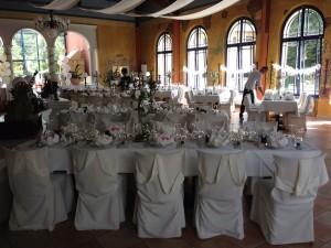 Hochzeitsdeko Casa